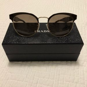Authentic Prada Club Master Sunglasses